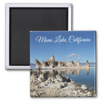 Mono Lake California Magnet by Jacqueline Kruse