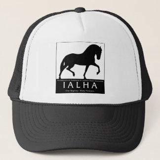 mono-large trucker hat