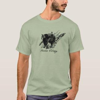 Mono Village Bear T-Shirt