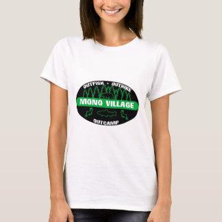 Mono Village 'Survivor' Green T-Shirt