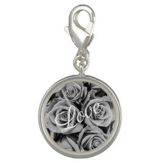 Monochromatic Roses Love Charm