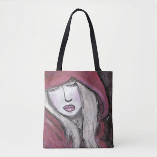 Monochromatic Women Tote Bag  (Customizable)