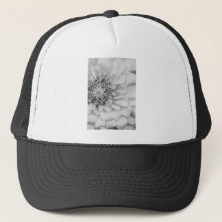 Monochromatic Zinnia Trucker Hat