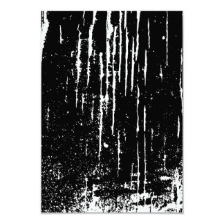 Monochrome Abstract. Card