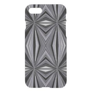 Monochrome Diamond Design iPhone 8/7 Case