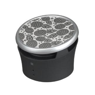 Monochrome Pineapples Speaker