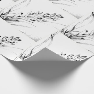 Monochrome Wrapping Paper