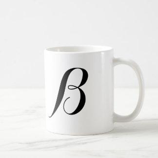 Monogram-B Coffee Mug