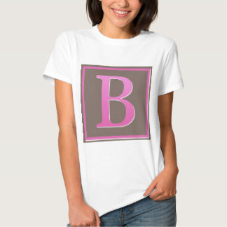 monogram b shirts