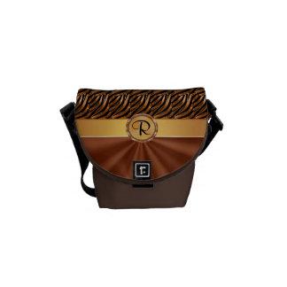 Monogram Beautiful Mini Messenger Bags for Women