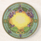 Monogram Belle Epoch French Violet Coaster