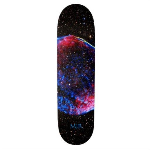 Monogram Brightest Supernova Ever space picture Skateboard Decks