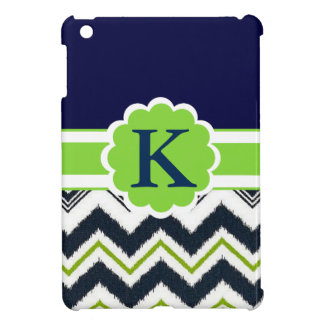 Monogram/Chevron IPAD MINI CASE