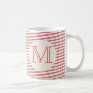 Monogram Coffee Mug