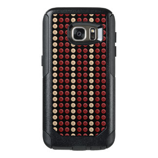 Monogram Customizable Cool Cute Unique Pattern OtterBox Samsung Galaxy S7 Case