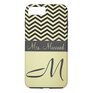 Monogram - Customizable iPhone 8 Plus/7 Plus Case