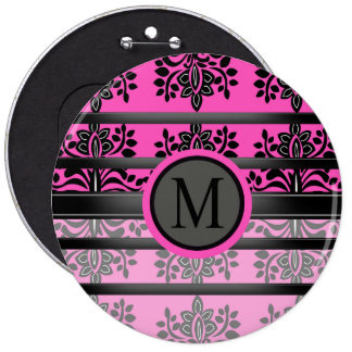 Monogram Designs Pins