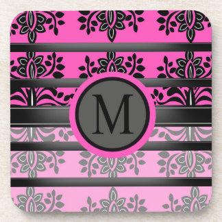 Monogram Designs Coasters