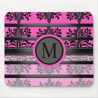 Monogram Designs Mouse Pad