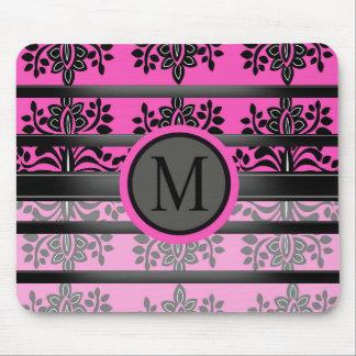 Monogram Designs Mousepads