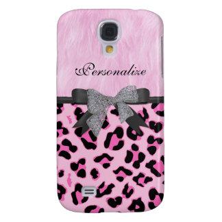 Monogram, Diamond, Cheetah Skin Samsung G4 Case