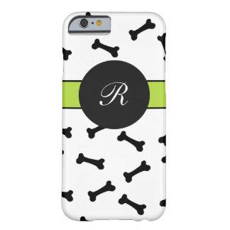 Monogram Dot Theme iPhone 6 Case