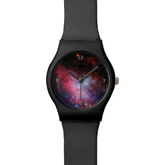 Monogram, Eagle Nebula outer space picture Watch