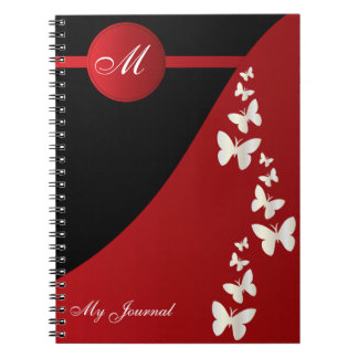 Monogram Elegant Journal