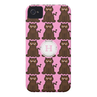Monogram:Fat KItty Case-Mate iPhone 4 Cases