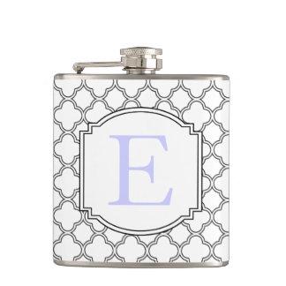 Monogram Flask Bridesmaid Gift