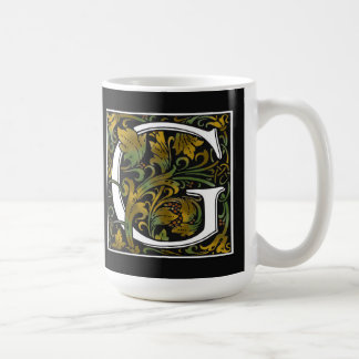 Monogram G Color Mug