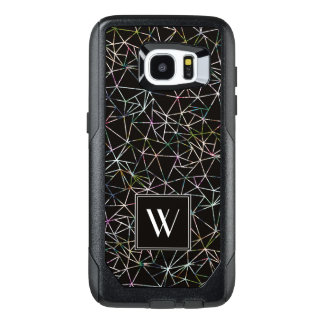 Monogram | Geometric Constellation OtterBox Samsung Galaxy S7 Edge Case