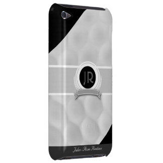 Monogram Golf Ball 4th Gen. iPod Touch Case