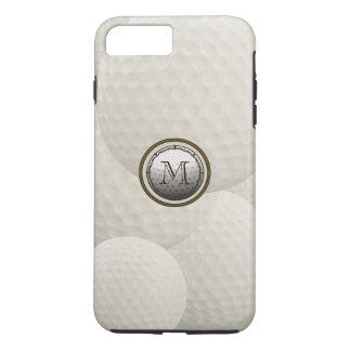 Monogram Golf Ball iPhone 7 Case