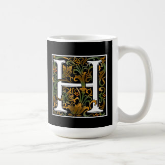 Monogram H Color Mug