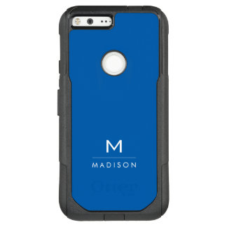 Monogram | Initial & Name OtterBox Commuter Google Pixel XL Case