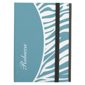 Monogram iPad Air Zebra Case