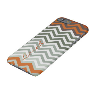Monogram iPhone 6 case