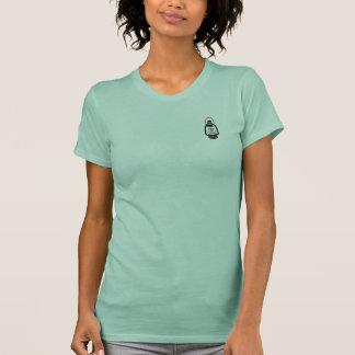 Monogram Lantern Shirt - Black