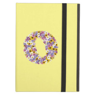 Monogram letter O Cover For iPad Air