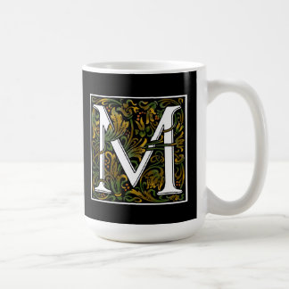 Monogram M Color Mug