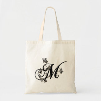 Monogram M Tote Bag