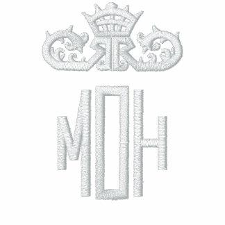 Monogram Maid of Honor Embroidered Shirt