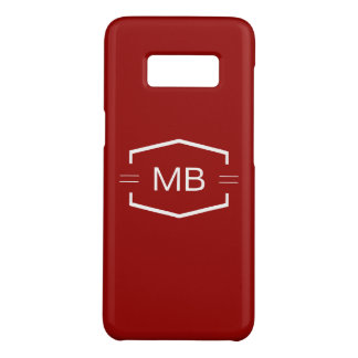 Monogram Mens Smartphone Case