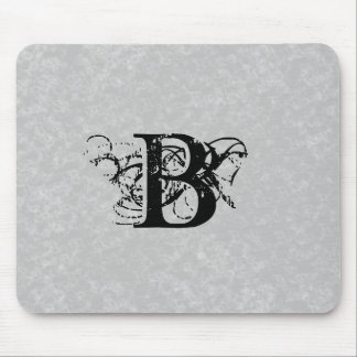 Monogram Mouse Pad