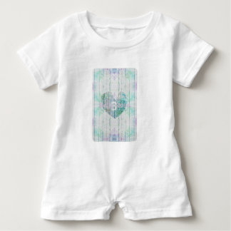 Monogram Multi-Colour Custom Baby Products Baby Romper