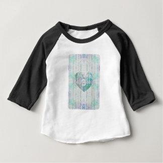Monogram Multi-Colour Custom Baby Products Baby T-Shirt