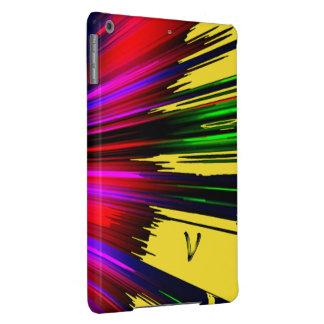 Monogram Multicolored highlight iPad Air case