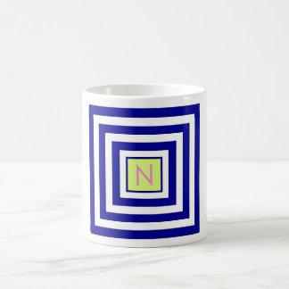 Monogram - N Coffee Mug