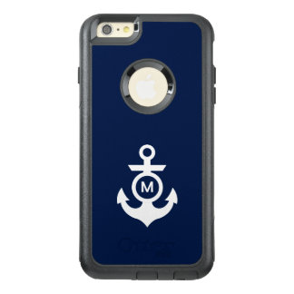 Monogram | Nautical Anchor OtterBox iPhone 6/6s Plus Case